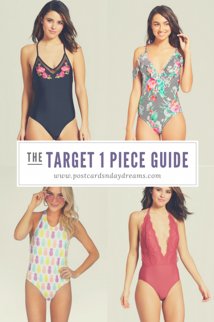 5ace681bc63 Target One-Piece Swimsuit Roundup 2018